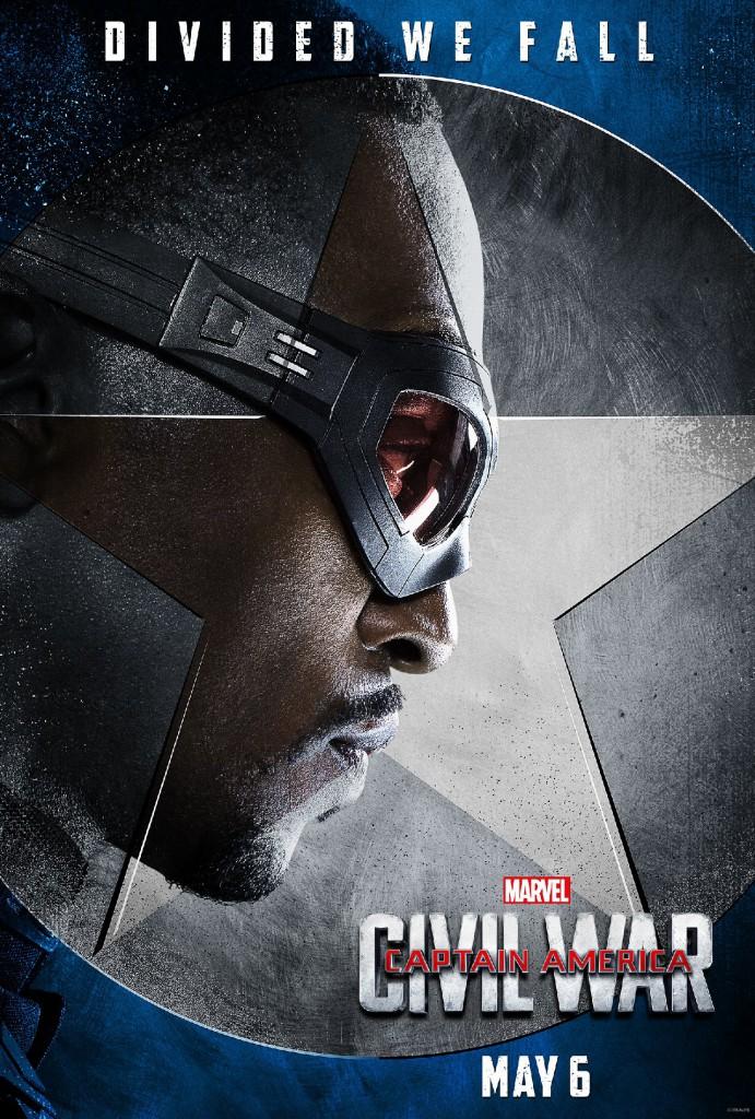 The First Avenger Civil War Trailer & Poster 4