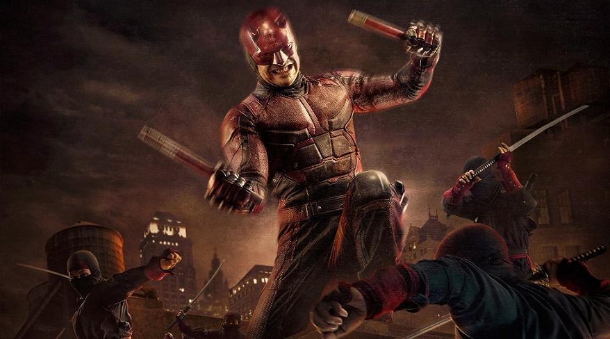 Daredevil Staffel 2 Trailer