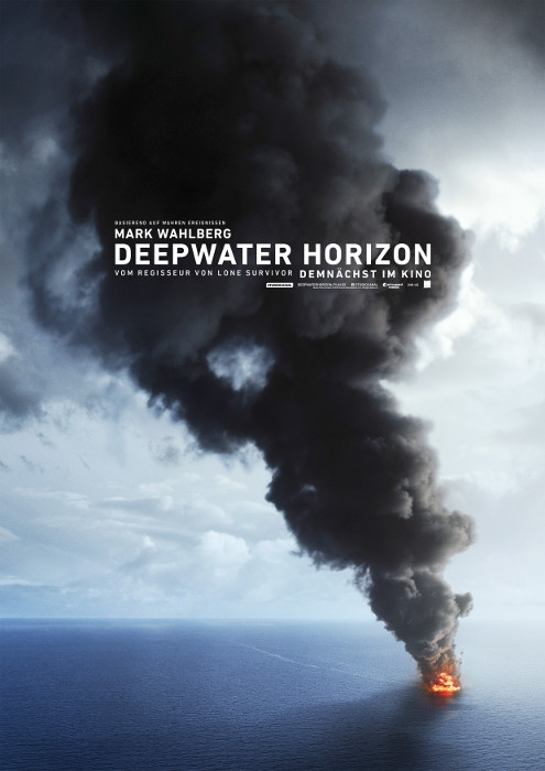 Deepwater Horizon Trailer & Poster