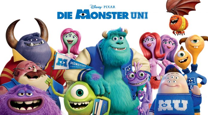 Die Monster Uni (2013) Filmkritik