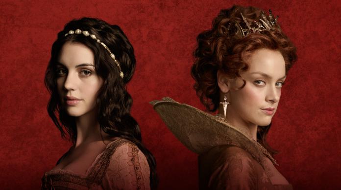 Reign Staffel 4