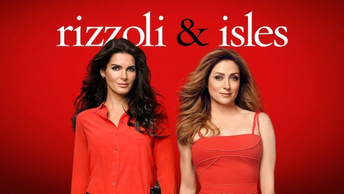 Rizzoli and Isles Staffel 7 Start