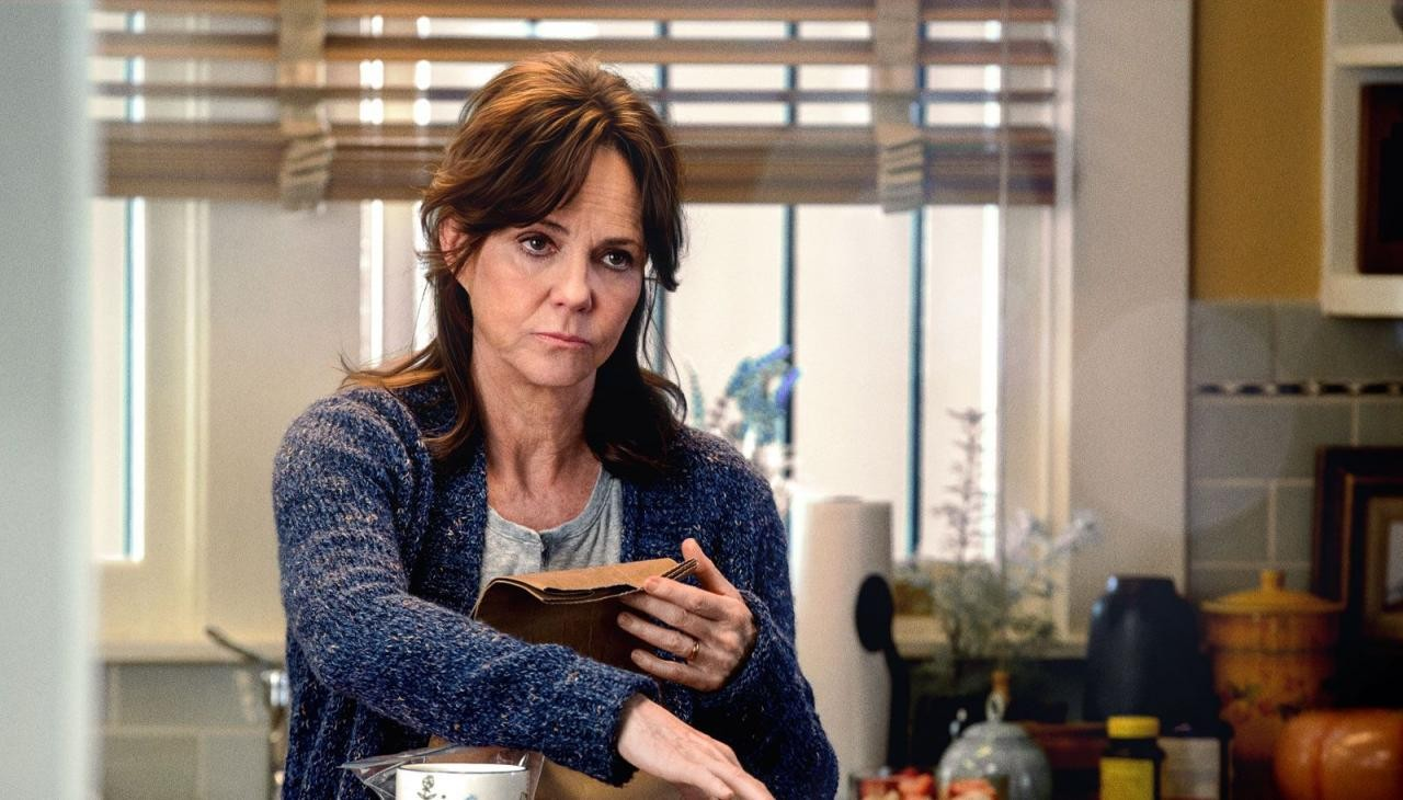 Sally Field Spider Man