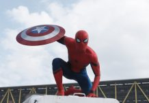 Captain America Civil War Spider Man