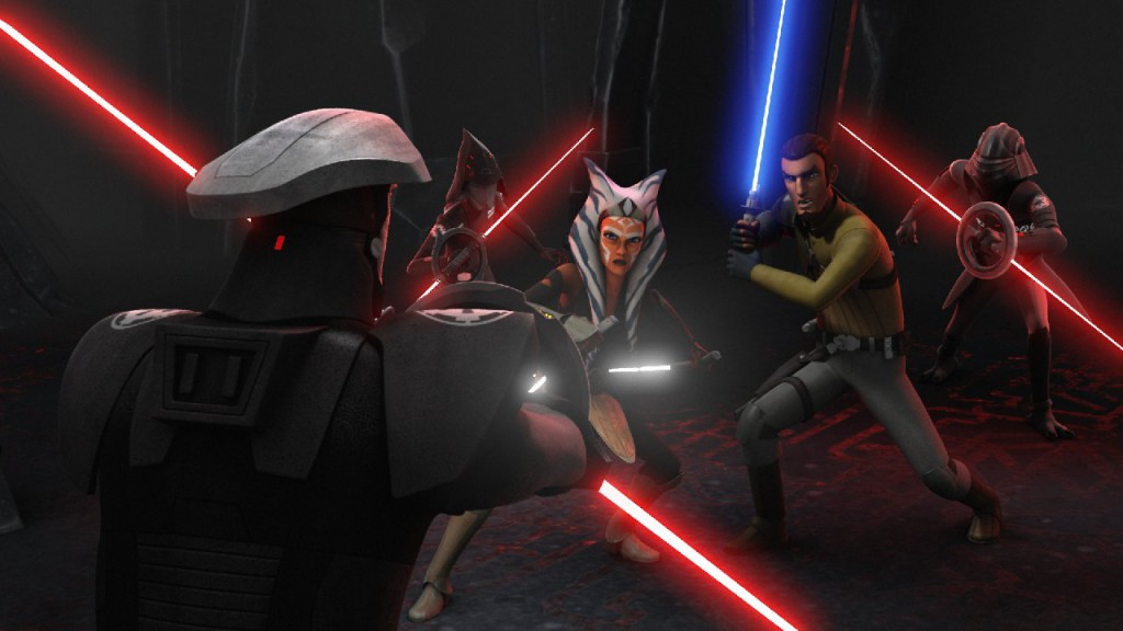 Star Wars Rebels Staffel 2 Finale Bild 1