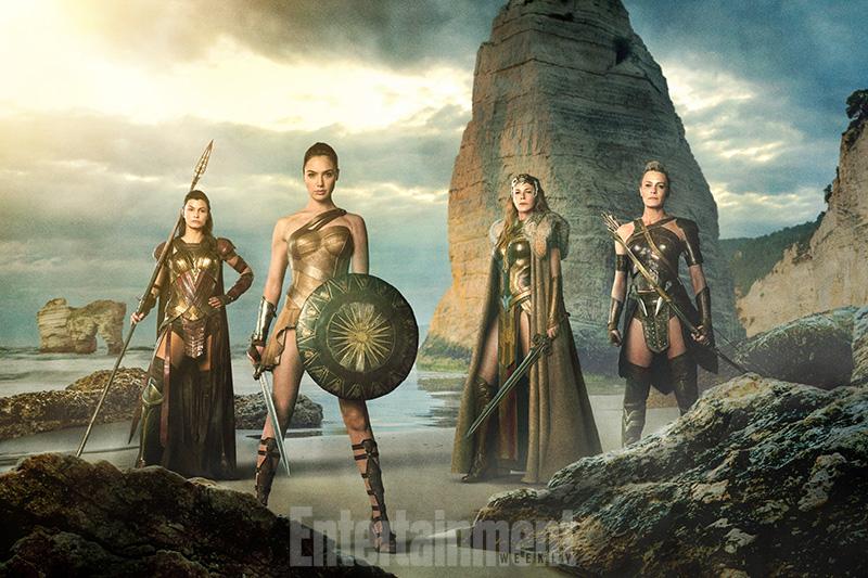 Wonder Woman Foto 1