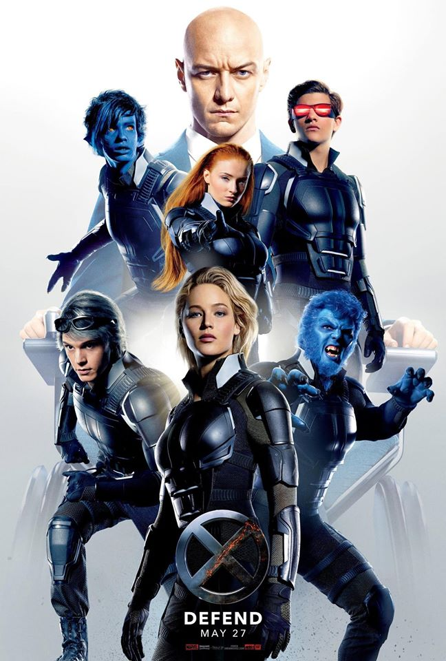 X Men Apocalypse Trailer & Poster 3