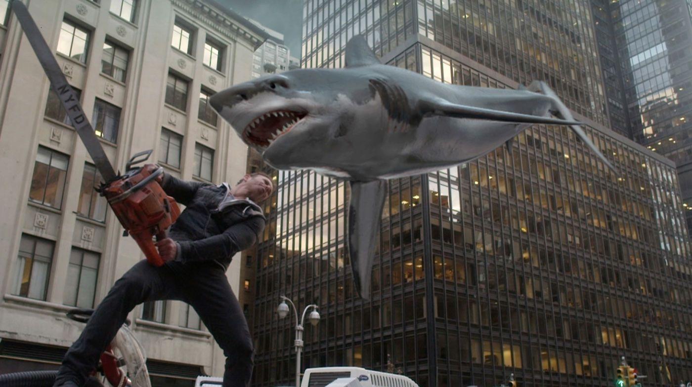 Sharknado 4 Cast