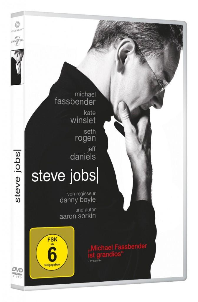 Steve Jobs (2015) Cover