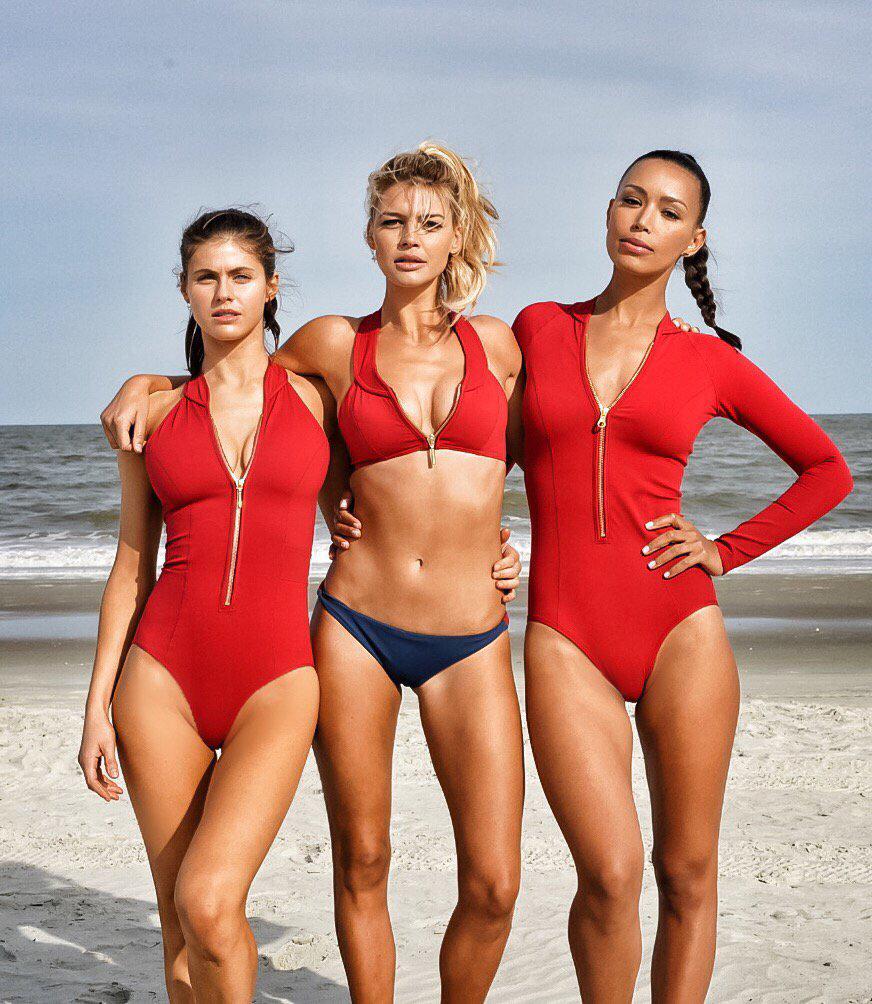 Baywatch Frauen 1