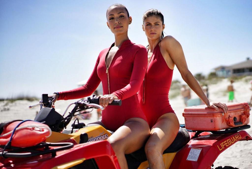 Baywatch Frauen 2