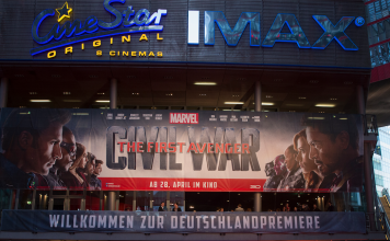 Civil War Premiere
