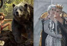 Box Office USA The Jungle Book The Huntsman
