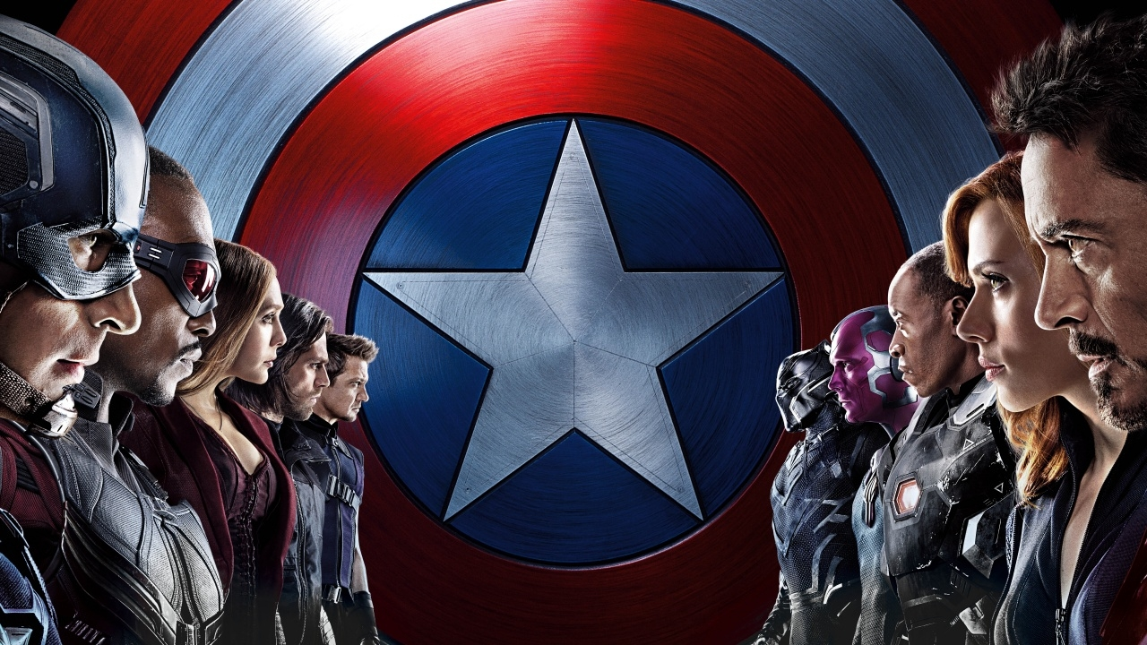 Captain America Civil War TV Spots