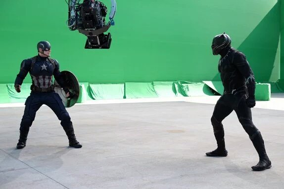 Captain America Civil War Black Panther 1