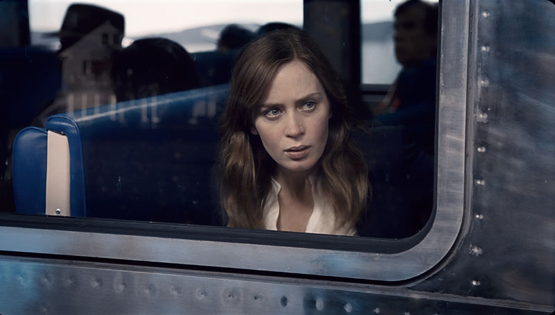The Girl on the Train Trailer & Bilder 1