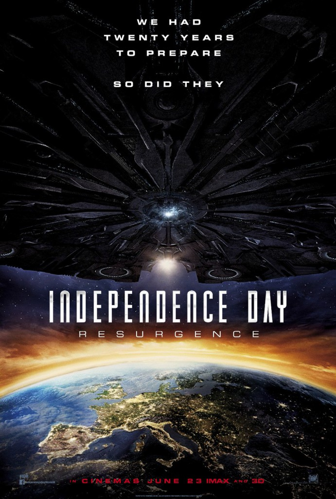 Independence Day 2 Trailer & Poster