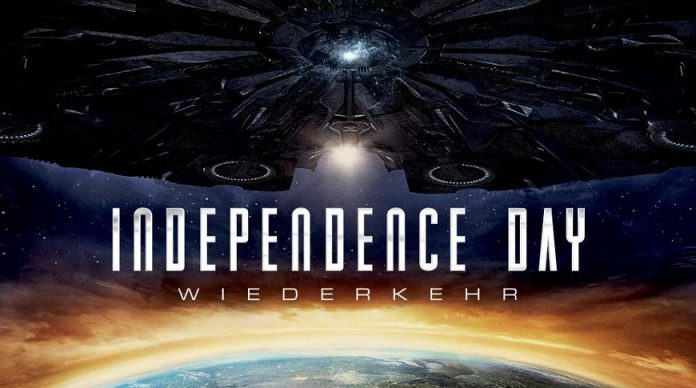 Independence Day 2 Trailer Poster