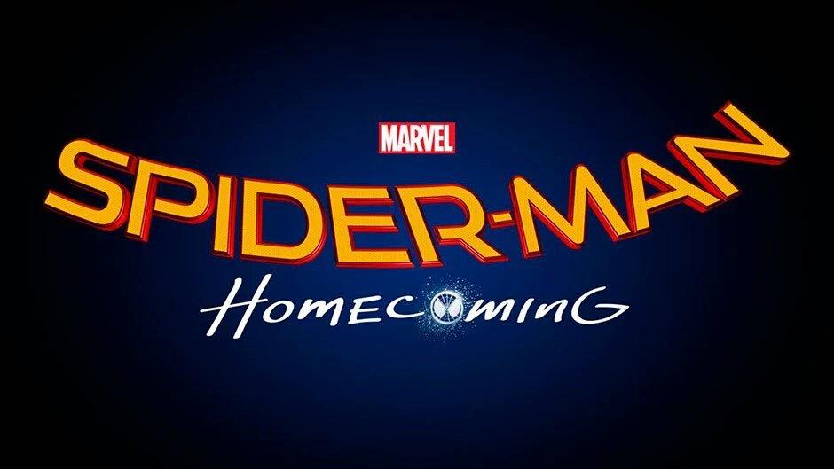 Spider Man Homecoming Logo