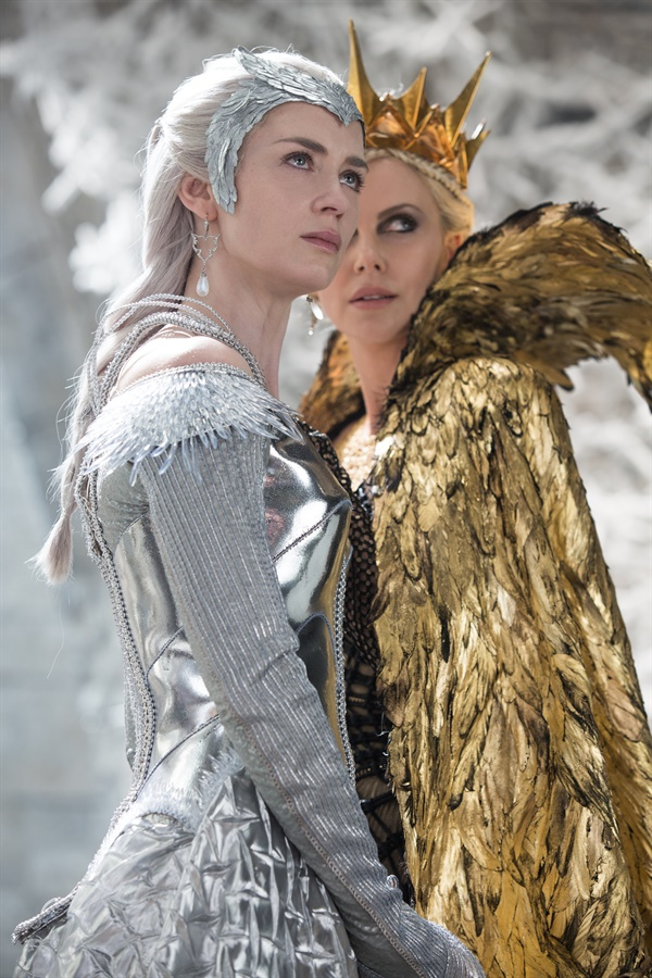 The Huntsman and the Ice Queen (2016) Filmbild 3