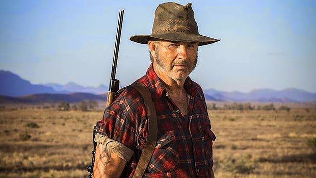 Wolf Creek Serie Trailer