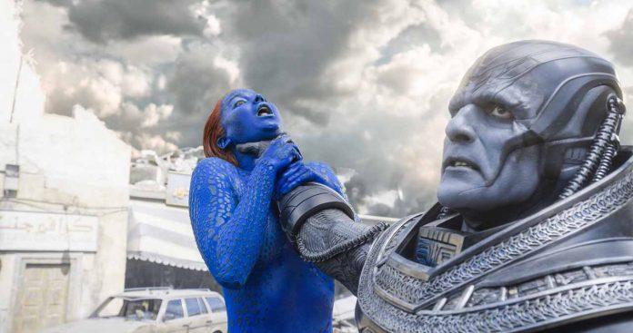 X Men Apocalypse Trailer Bilder