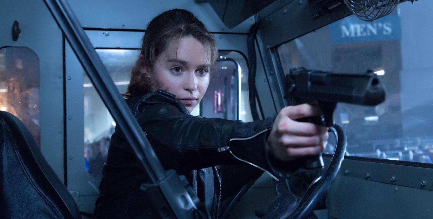 Emilia Clarke Terminator