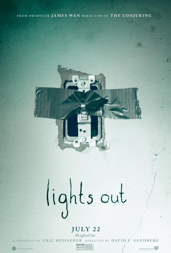 Lights Out Trailer & Poster