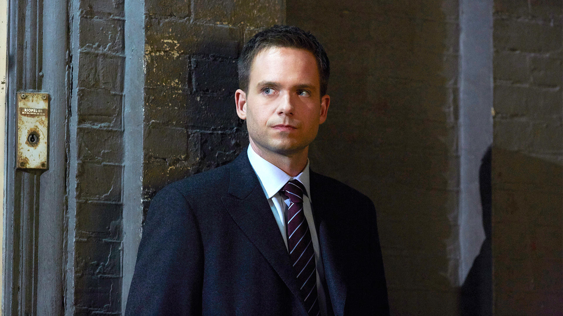 Legends of Tomorrow Patrick J Adams