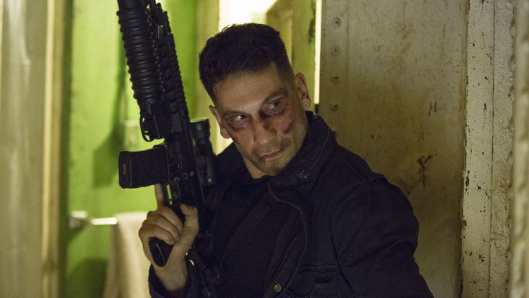 Punisher Serie Jon Bernthal