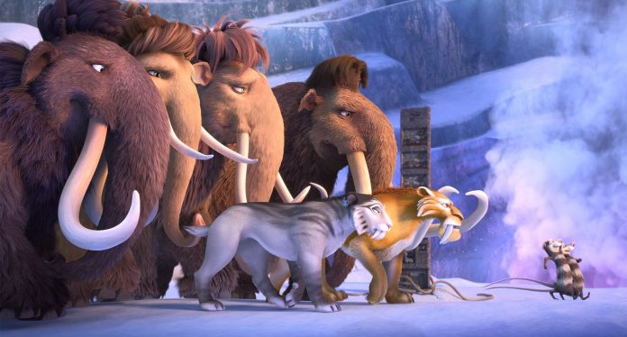Ice Age 5 Kollision Voraus Trailer