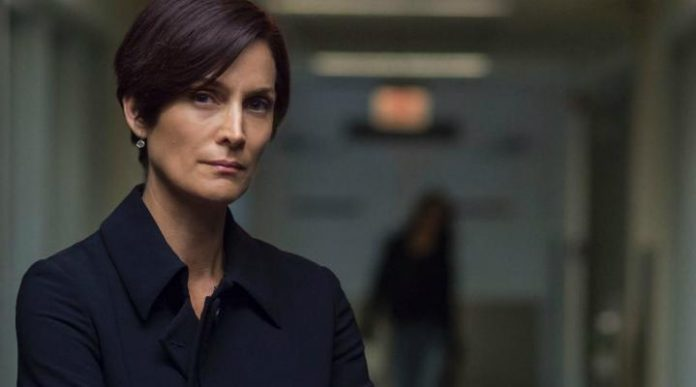 Iron Fist Carrie Anne Moss