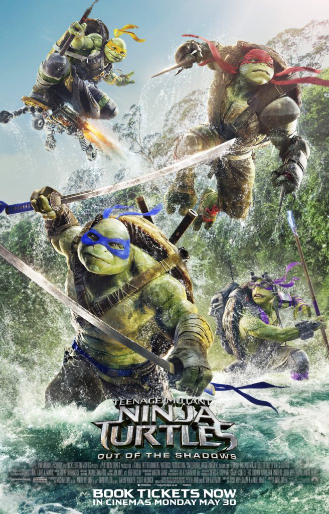 Teenage Mutant Ninja Turtles 2 Trailer & Poster 5