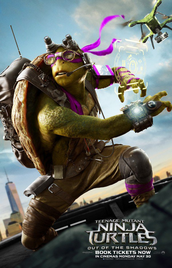 Teenage Mutant Ninja Turtles 2 Trailer & Poster 6