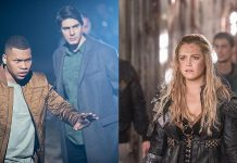 The 100 Legends of Tomorrow Einschaltquoten