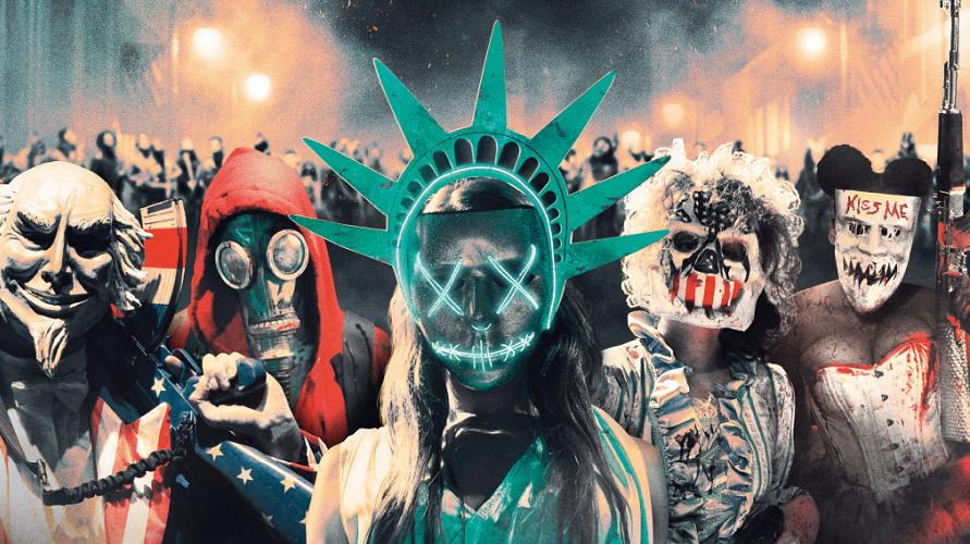 The Purge Election Year Trailer