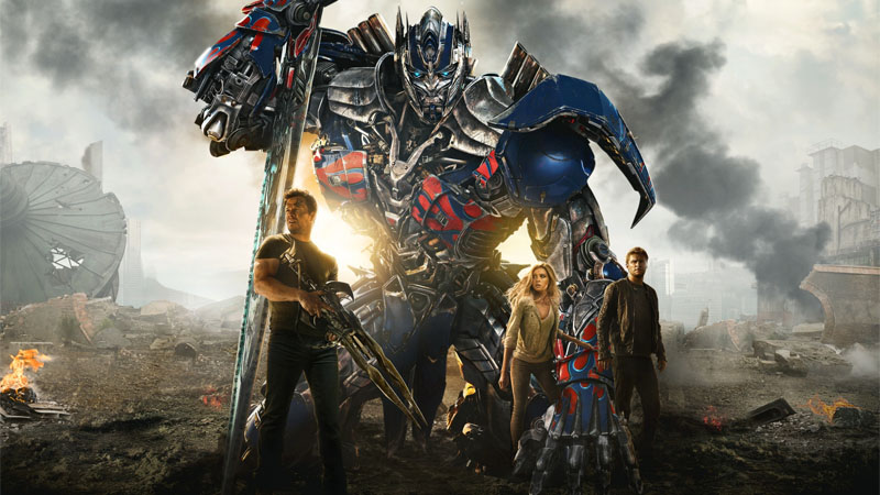 Transformers Ära des Untergangs (2014) Filmkritik