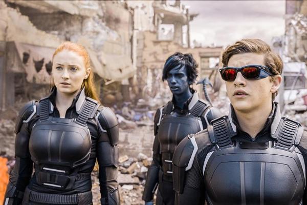 X Men Apocalypse (2016) Filmbild 2