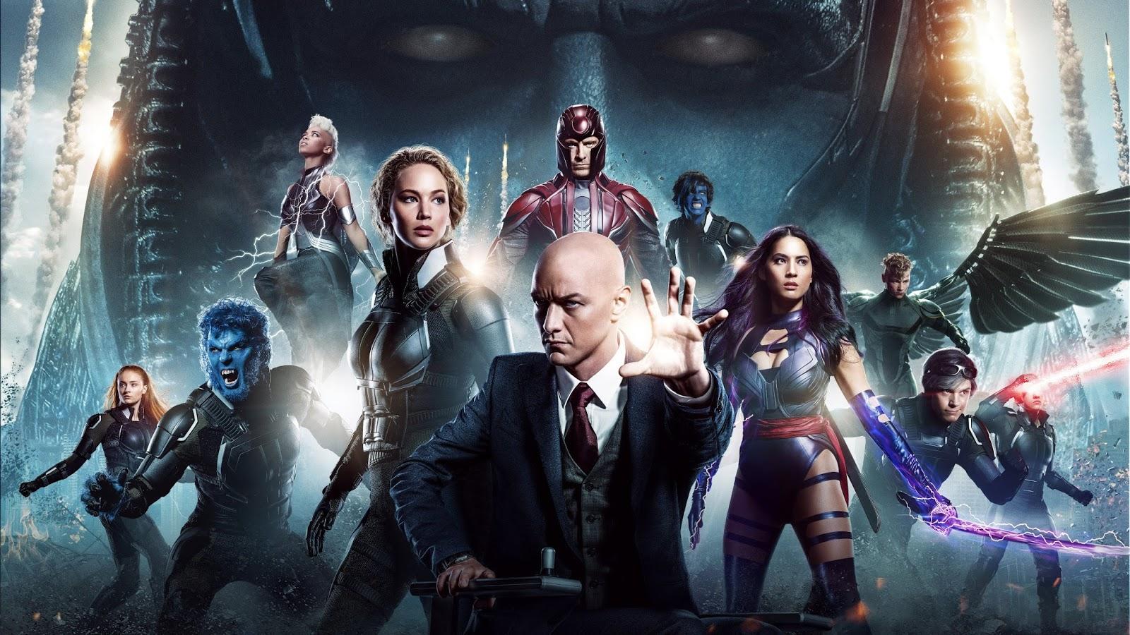 X Men Apocalypse (2016) Filmkritik
