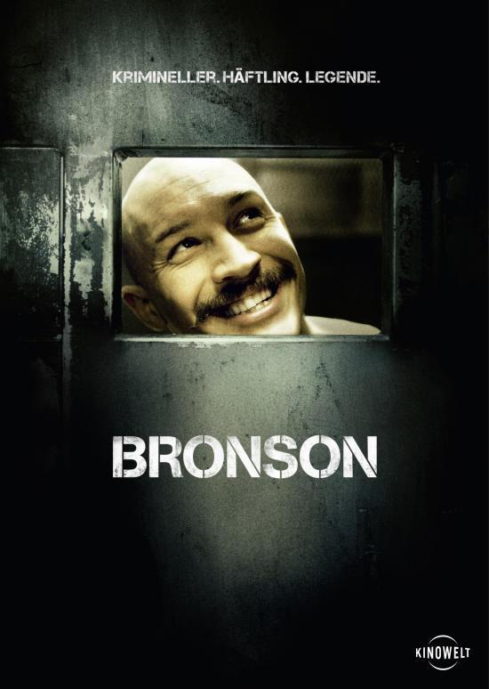 Bronson (2008) Cover