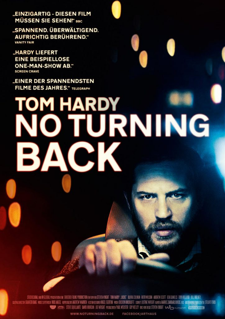 No Turning Back (2013) Cover