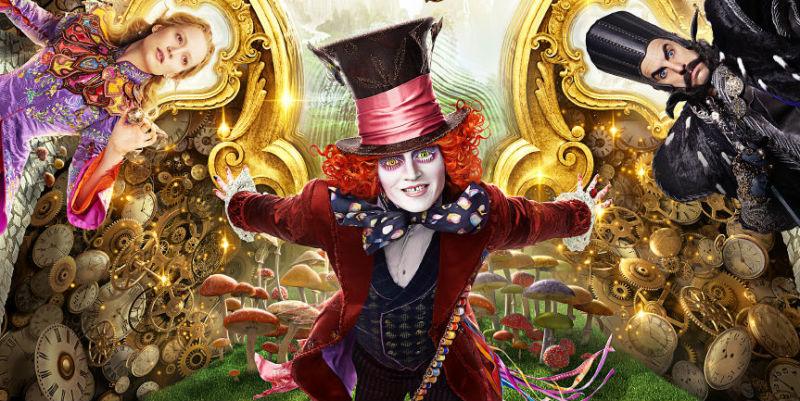 Alice Im Wunderland Hinter Den Spiegeln Kinostart