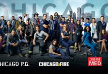 Chicago Fire Staffel 5 Start