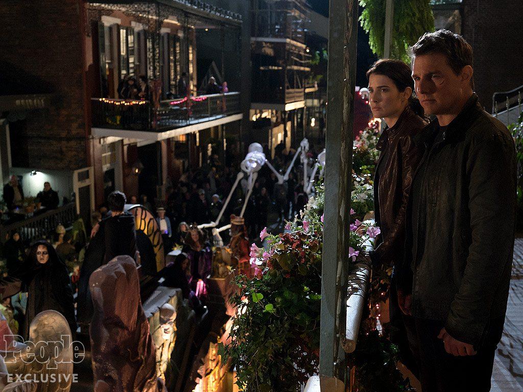 Jack Reacher 2 Trailer & Bilder 1