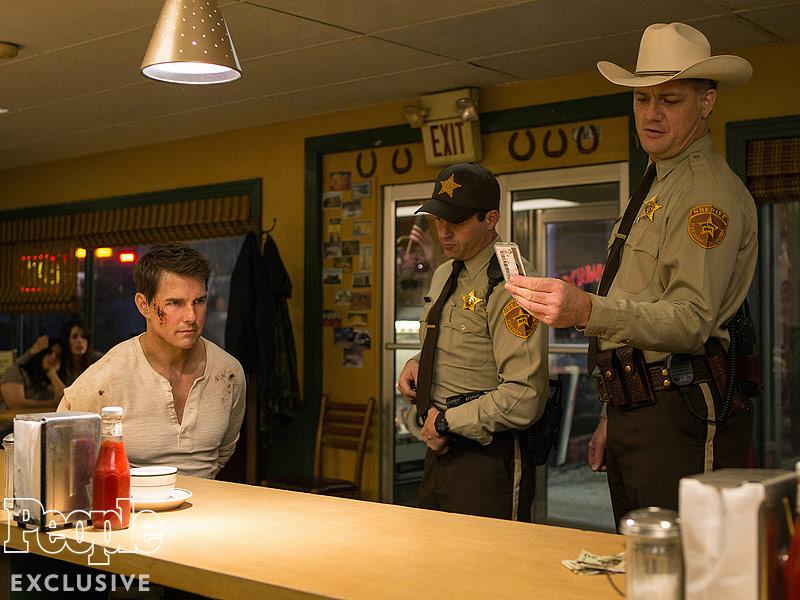 Jack Reacher 2 Trailer & Bilder 2
