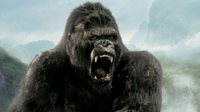 Skull Island King Kong