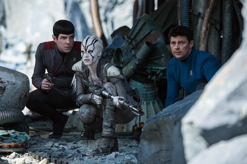 Star Trek Beyond Poster & Bilder 10