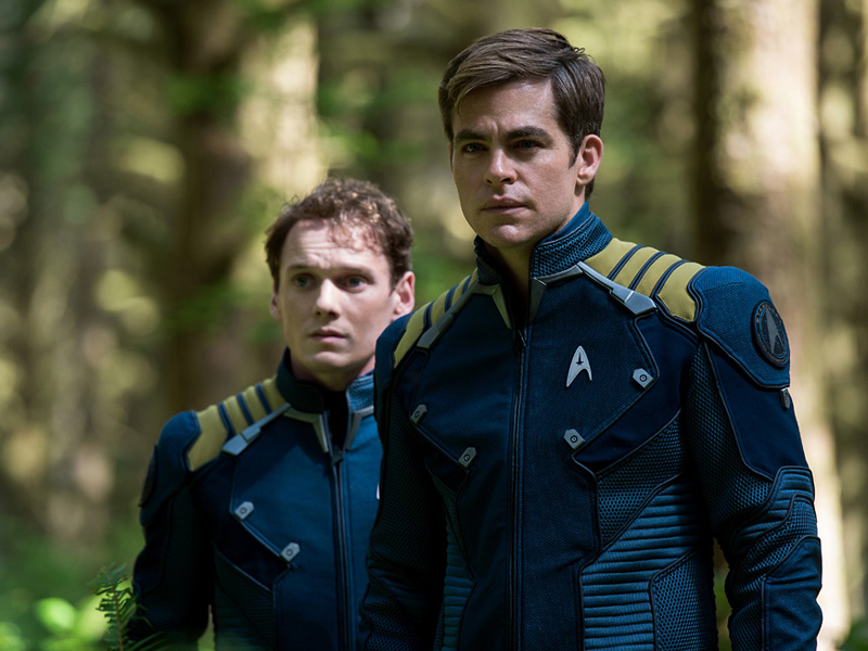 Star Trek Beyond Poster & Bilder 9
