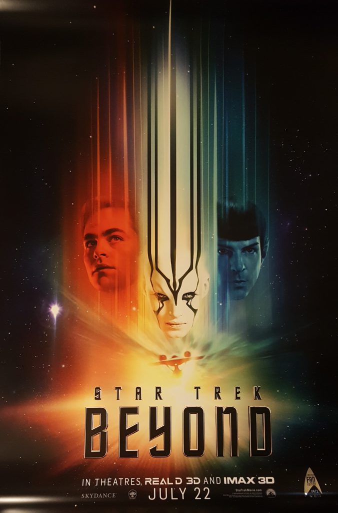 Star Trek Beyond Poster 1