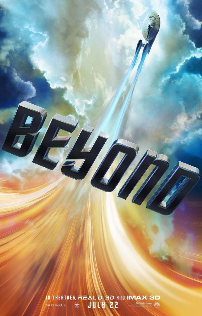 Star Trek Beyond Poster 2